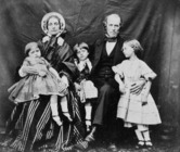 H. Hobson and family.